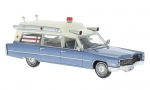 Cadillac S&S High Top Ambulance 1966 1:43 ...